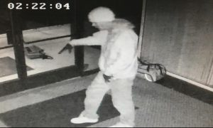 Thief Caught Dancing