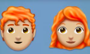 Ginger Emojis