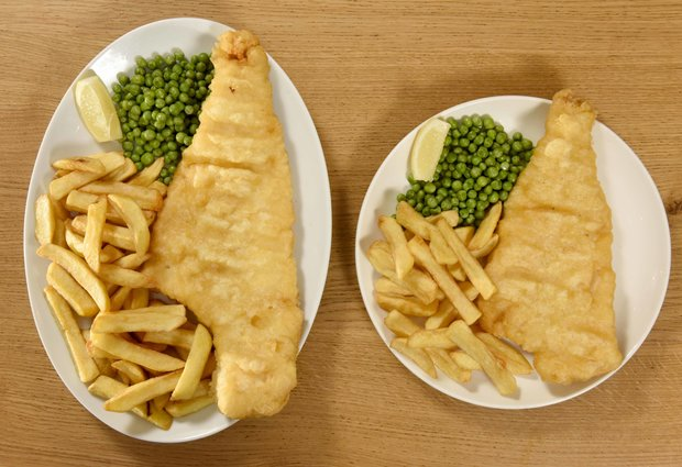 Morrisons Fish And Chips