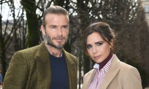 Posh And Becks 1