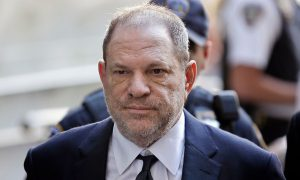 Sexual Misconduct Harvey Weinstein, New York, USA - 05 Jun 2018