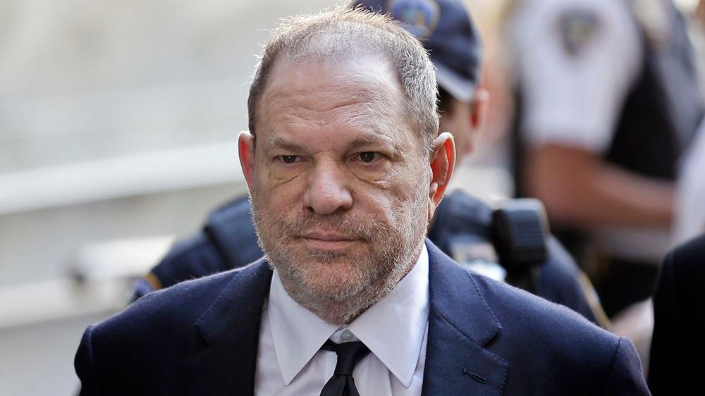 Sexual Misconduct Harvey Weinstein, New York, USA - 05 Jun 2018