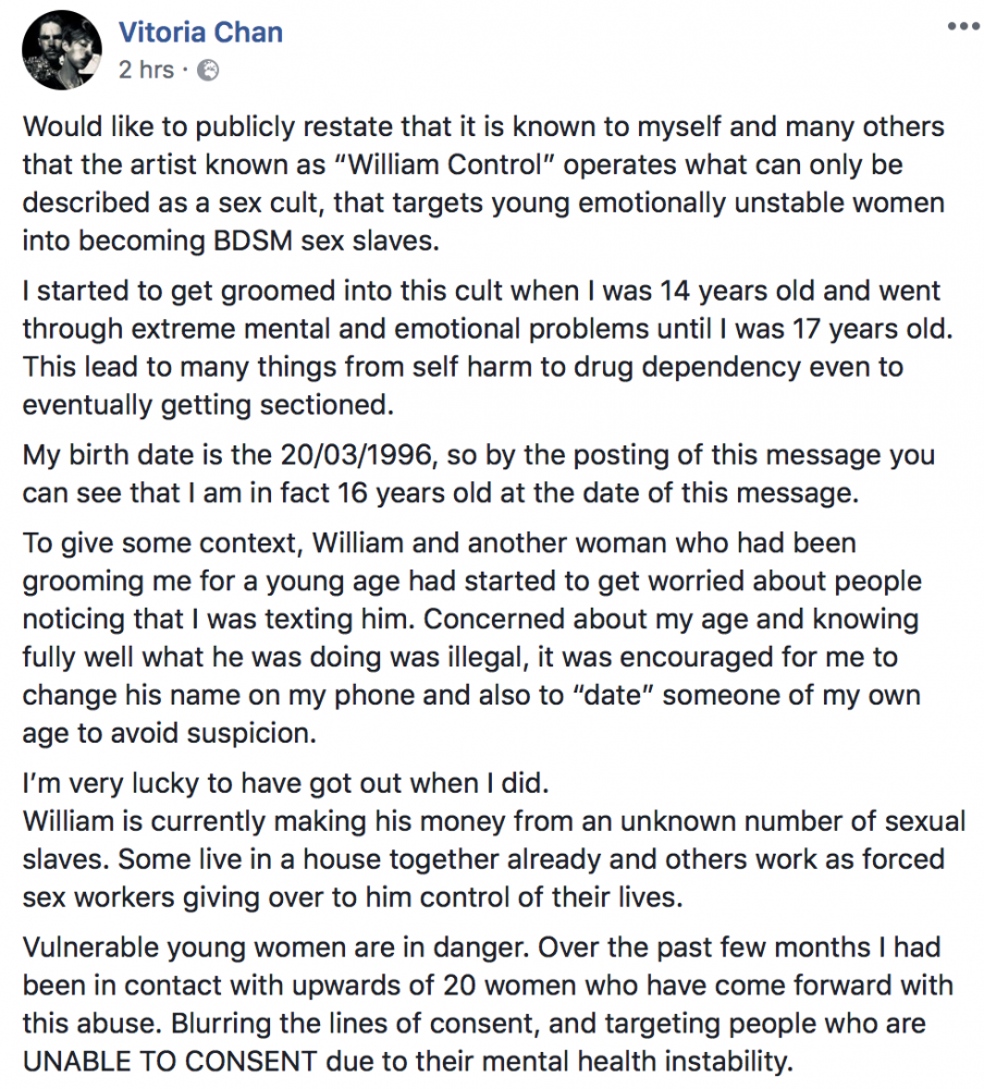Brainwashed Sex Slave