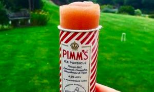 Pimms Pops