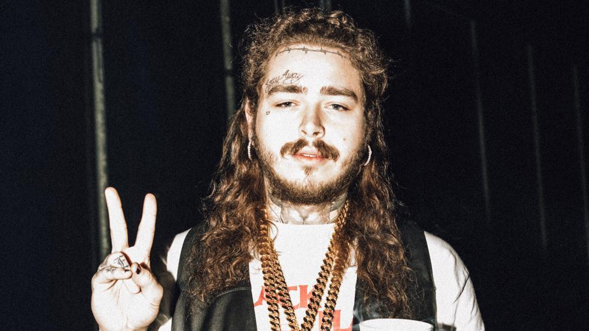 Post Malone Has Another Awful New Face Tattoo Sick Chirpse