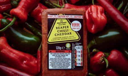 Reaper Chili Cheddra