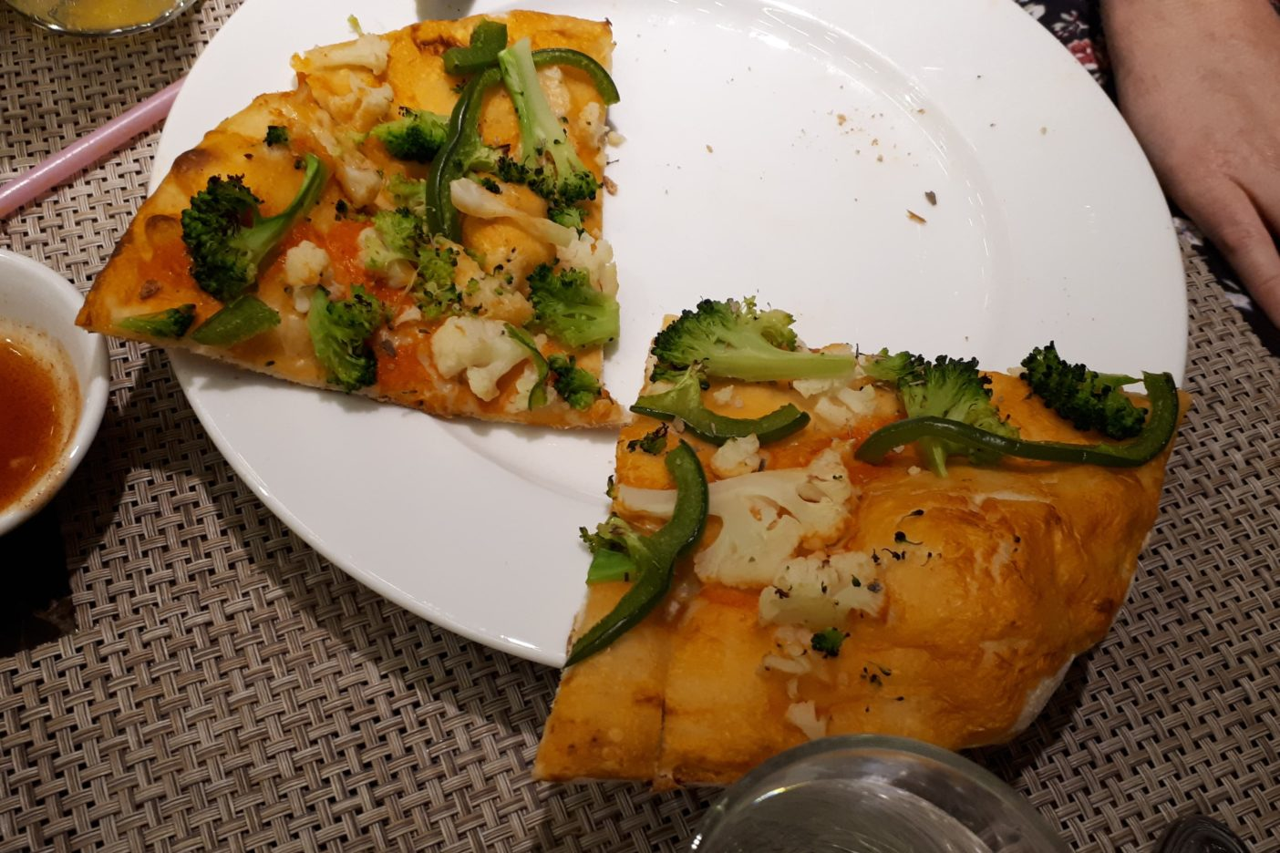 Vegan Pizza 1