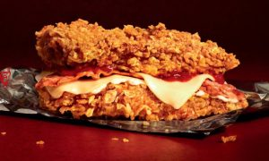 Zinger Double Down 2