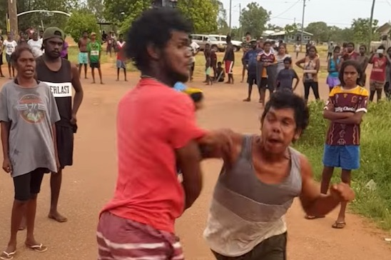 Aboriginal FIghts