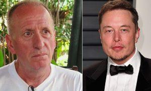 Elon Musk Vernon Unsworth