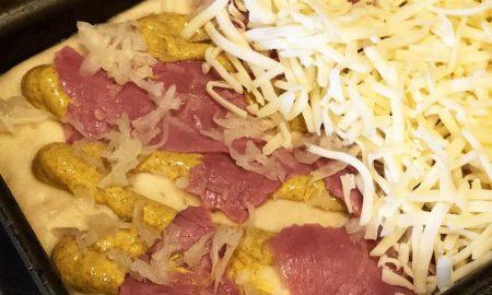 Mustard Pizza