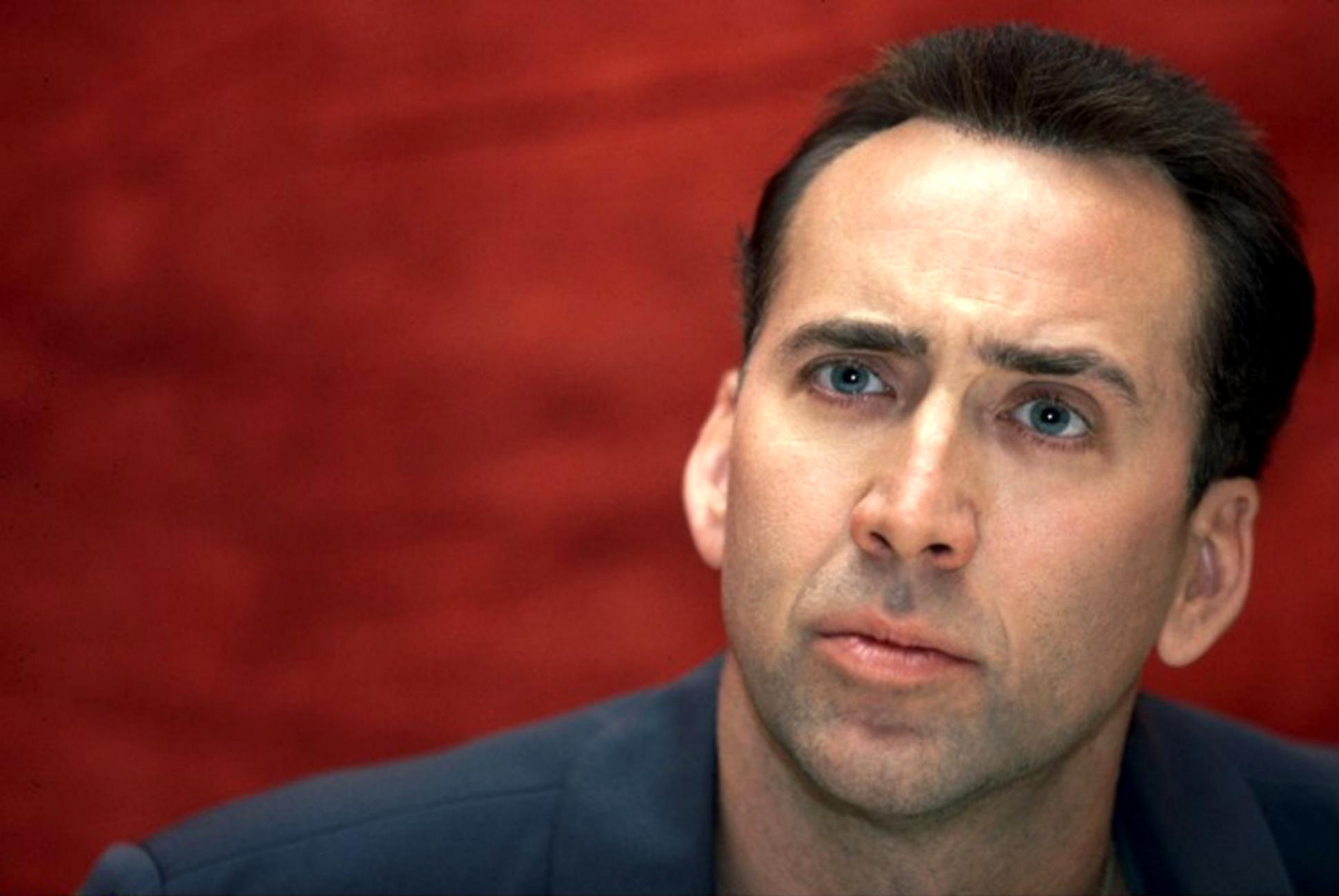 Nic CAge