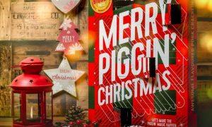 Pork Crackling Advent Calendar