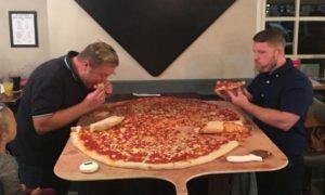 40 Inch Pizza