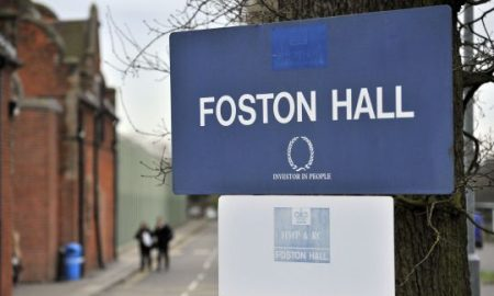 Foston Hall