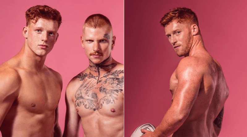 Hot Gingers