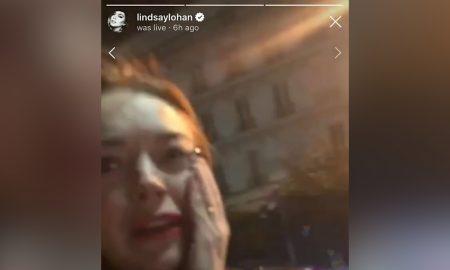 Lindsay Lohan Live