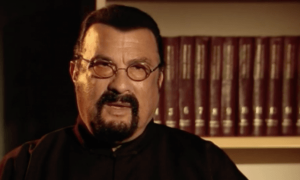 Steven Seagal Newsnight