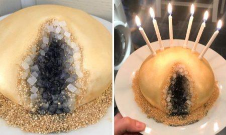 Vagina Cake 1
