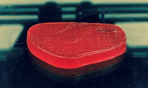 3D Printed Steak