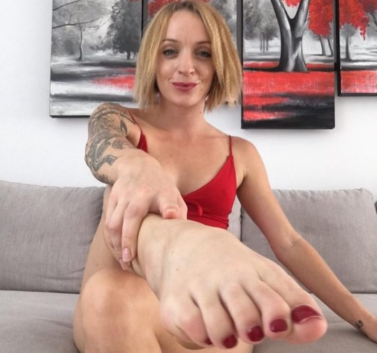 Foot FetishFoot Fetish