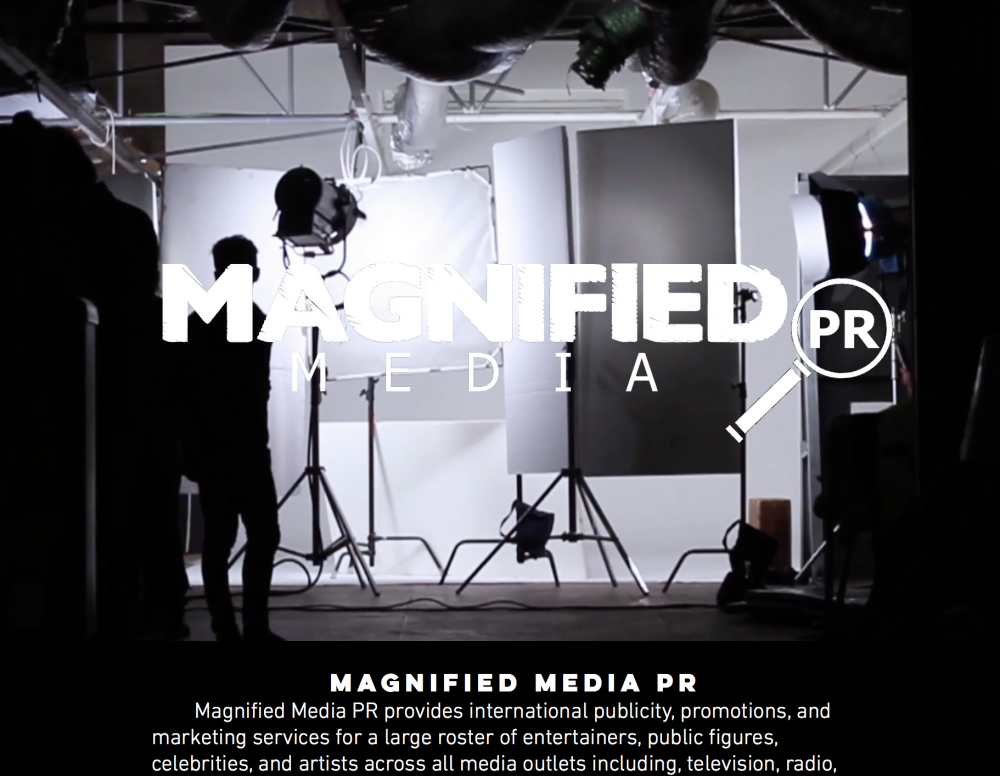 Magnified PR