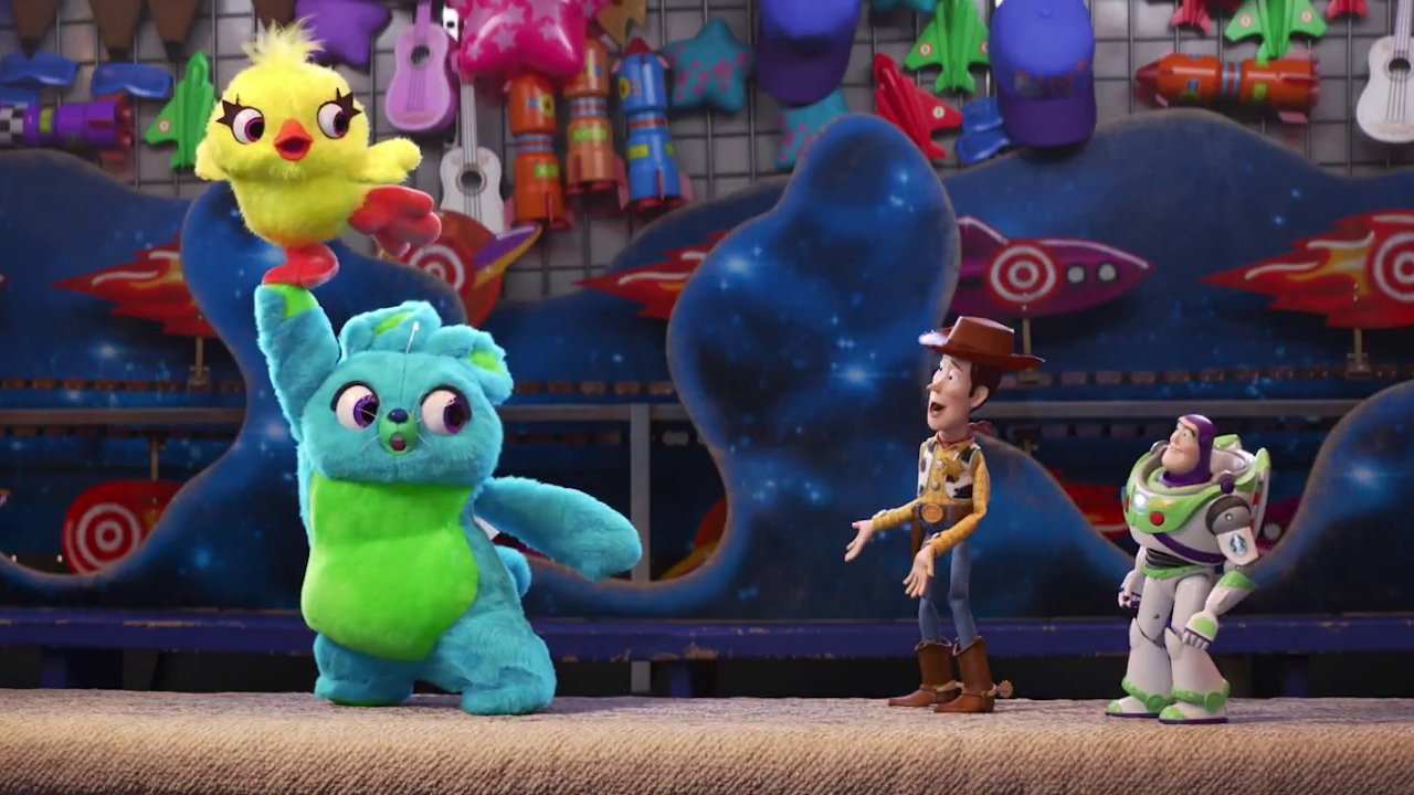 There Will Be A Toy Story 4 : Another trailer for toy story has just dropped sick