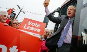 Boris Leave