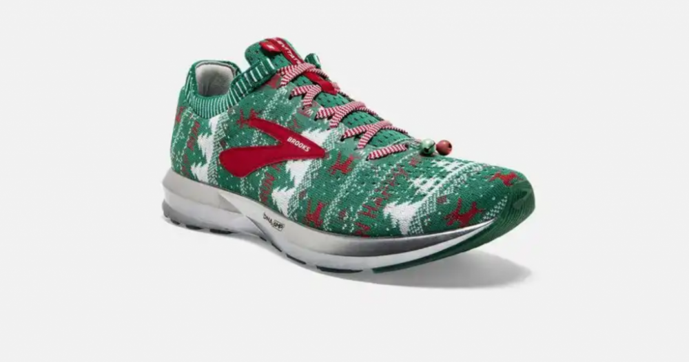 19fcaaca2f5 Turn Heads in These New Christmas Sneakers - Trill! Magazine