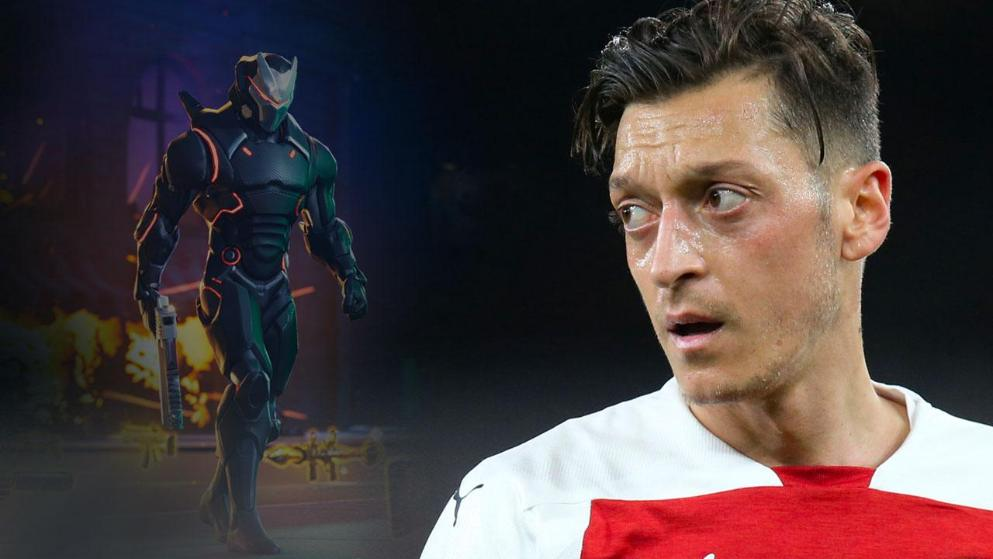 People Think That Mesut Ozil Is Injured Because He S Addicted To