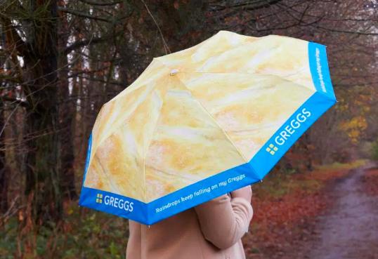 Greggs Umbrella