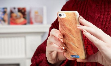 Sausage Roll Phone Cover