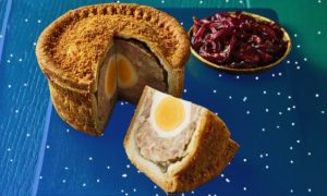 Scotch Egg Pork Pie
