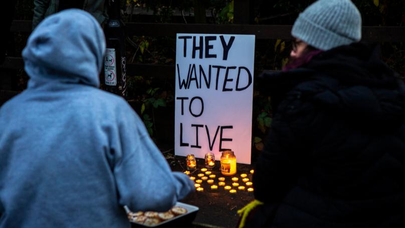 Vegan Vigil