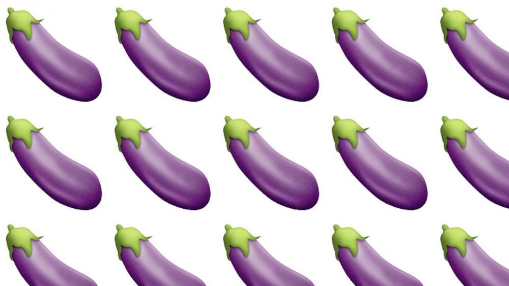 Aubergine Emoji