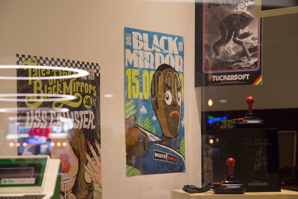 A Bandersnatch Pop Up Shop Has Opened Up In Birmingham