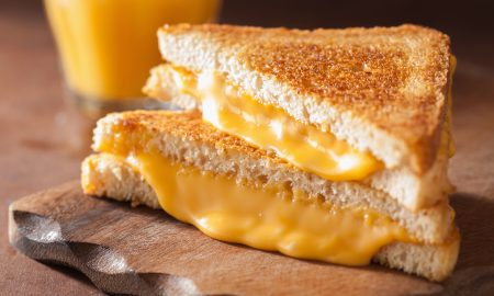 Cheese Toasties