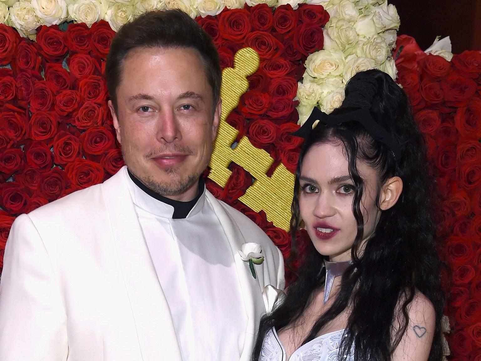 Elon Musk Grimes