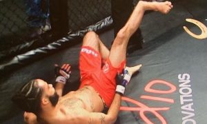 MMA Leg Break