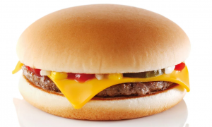 McDonald's CheeseburgerMcDonald's Cheeseburger