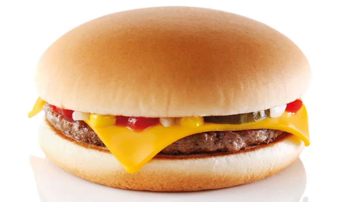 McDonald's CheeseburgerMcDonald's Cheeseburger