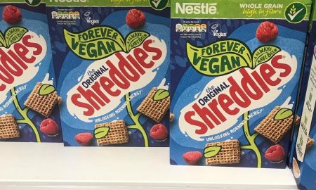 Vegan Shreddies