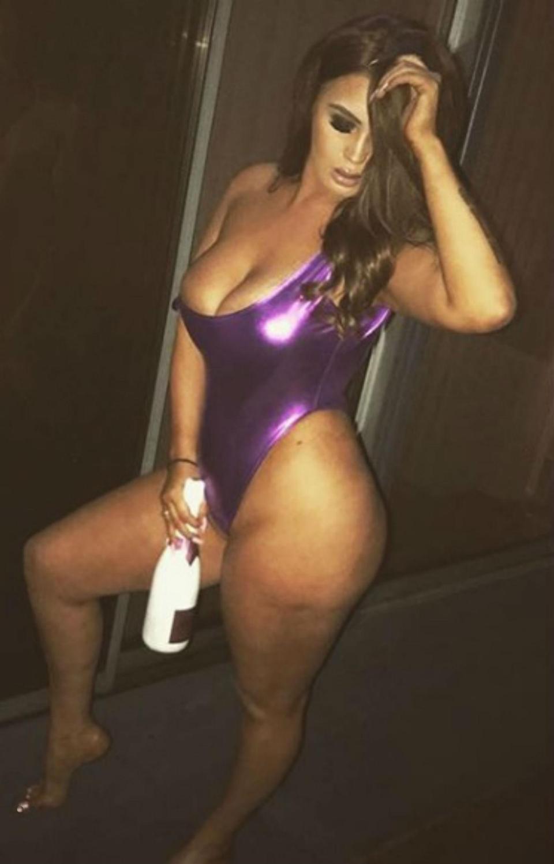 Jane Park Nude