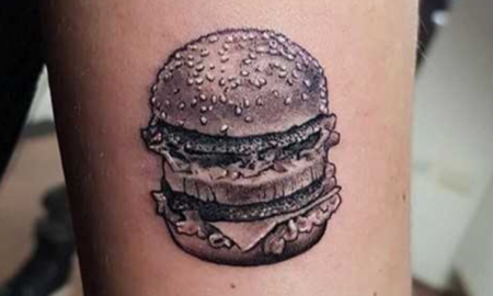 Big Mac Tattoo