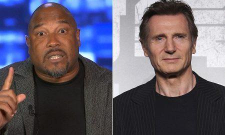 John Barnes Liam Neeson