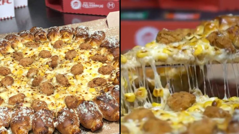 Pizza Hut And Kfc Are Collaborating On A Gravy And Popcorn
