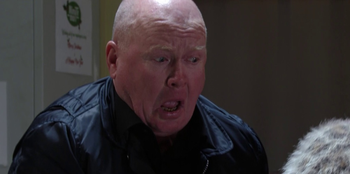 Phil Mitchell Wank