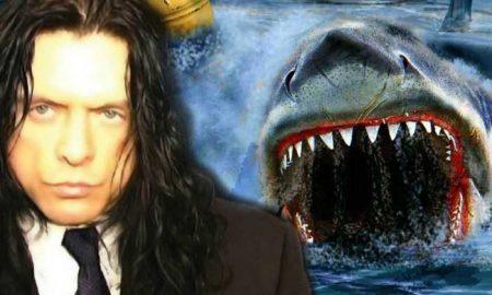 Tommy Wisseau Shark