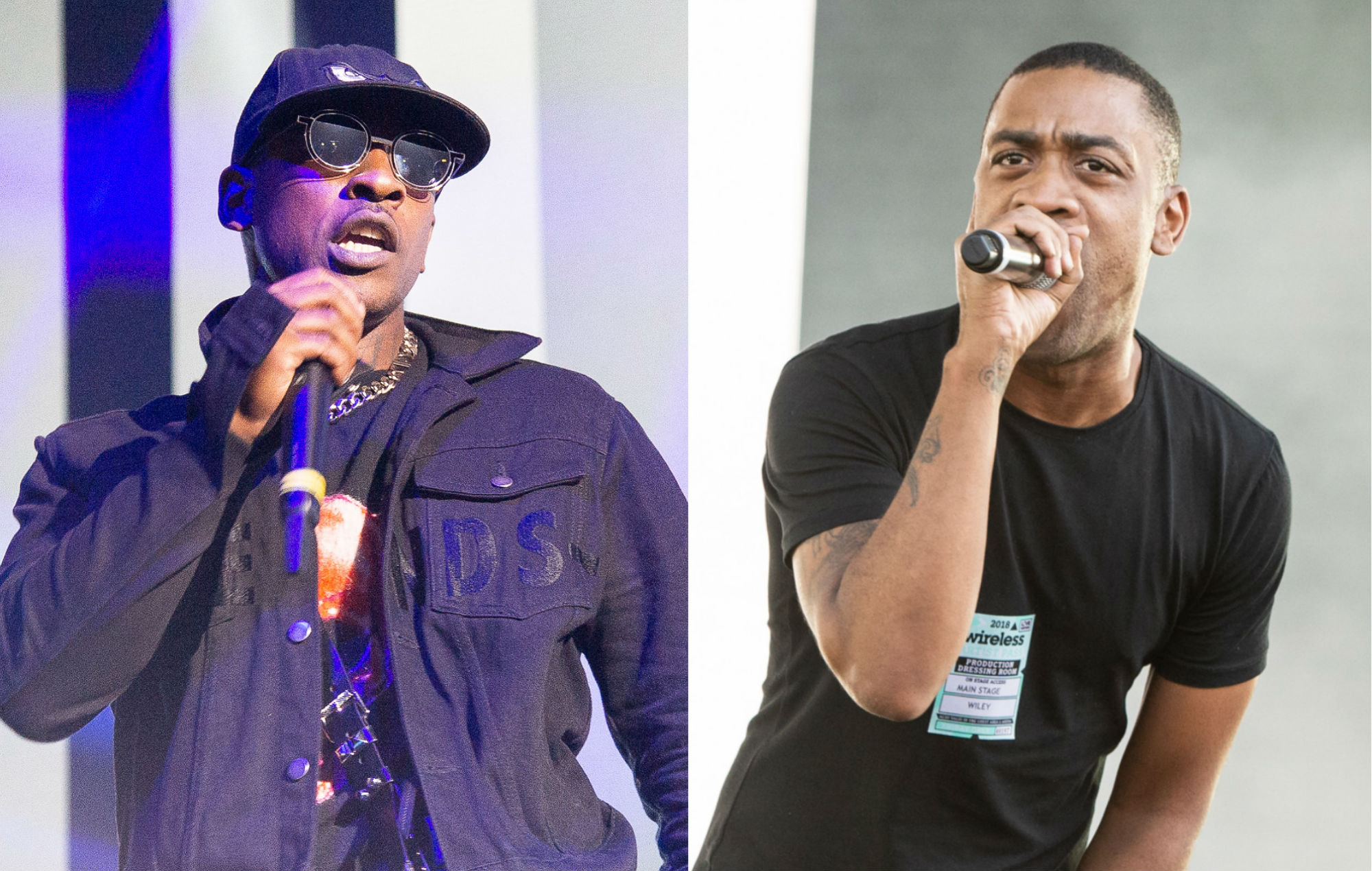Wiley Just Dropped Another New Diss Track Taking Shots At Skepta