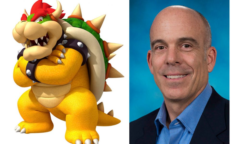 A guy named Bowser is now Nintendo of Americas VP of